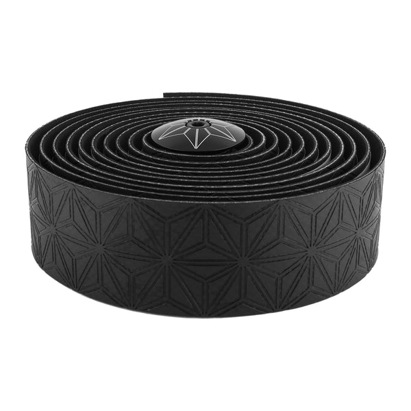 SUPACAZ Super Sticky Kush Gel Bar Tape Black