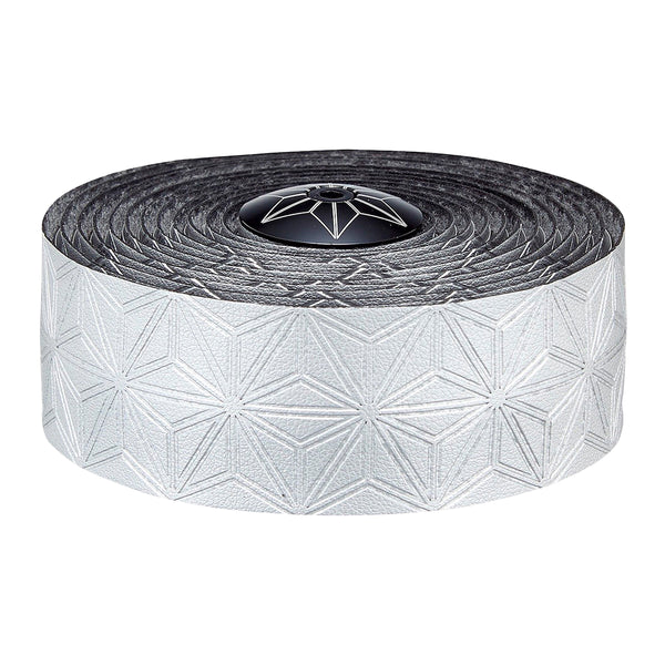 SUPACAZ Bling Bar Tape Silver Bling