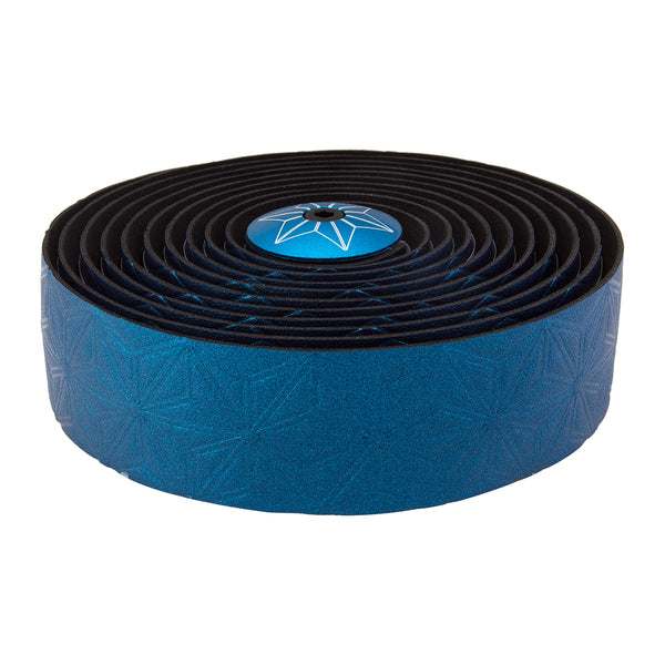 SUPACAZ Bling Bar Tape Blue Bling