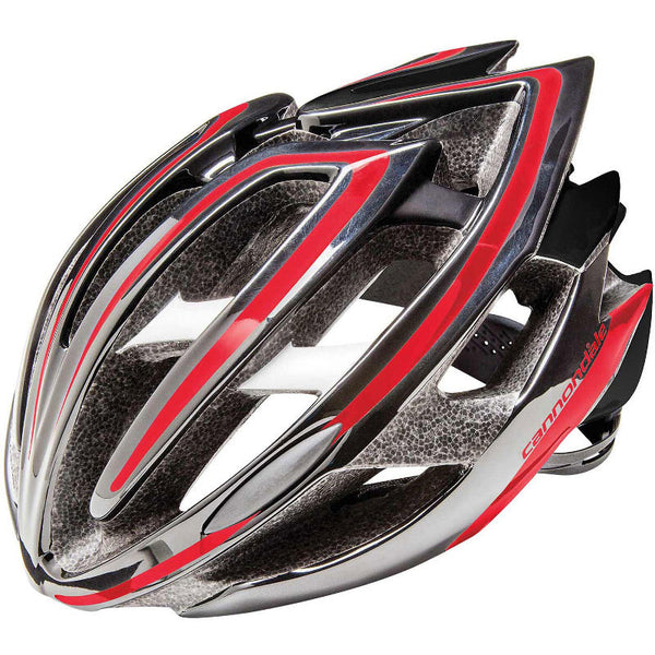 Cannondale 2014 Teramo Helmet Red Black Small/Medium