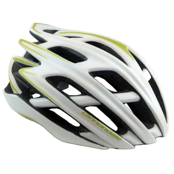 Cannondale Cypher Helmet White/Lime - 3HE08/WHT/LI Large/XL