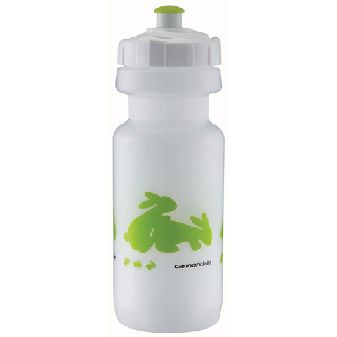 Cannondale 2014 Bunnies Water Bottle Clear Small 20 oz C600000191