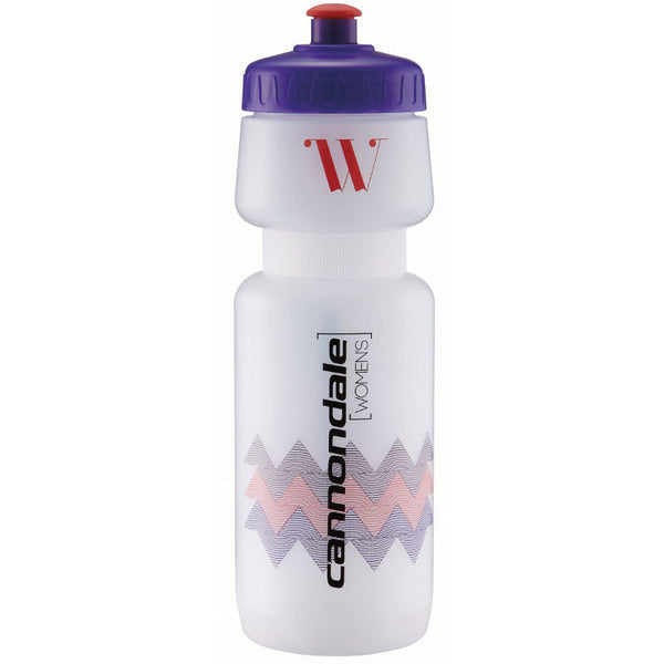 Cannondale 2014 Aztec Lilac Water Bottle Clear Large 24 oz C600000392