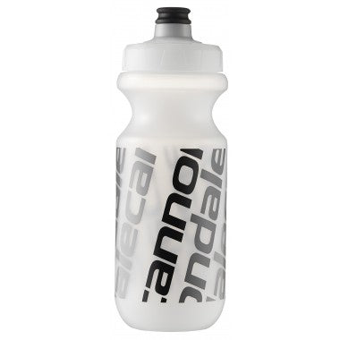 Cannondale Water Bottle Diag Cannondale Water Bottle Clear/Black 20 oz CU41532001