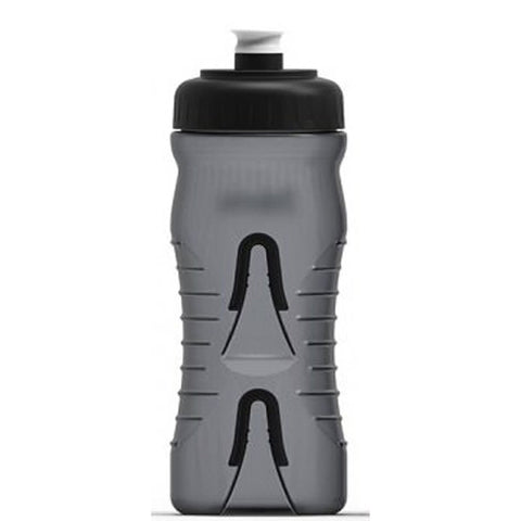 Fabric Cageless Water Bottle Grey/Black 22 oz FP4016U6122