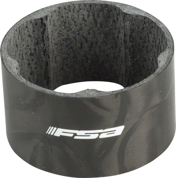 FSA Carbon SL headset spacer, 1-1/8
