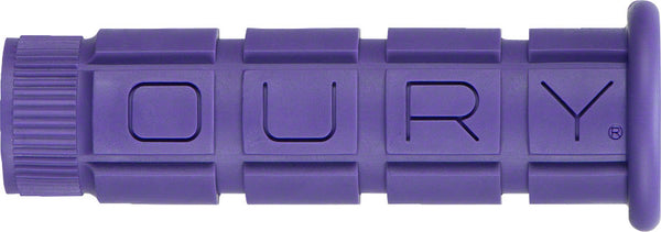 Oury Single Compound Grips Purple