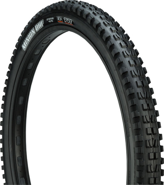 Maxxis Minion DHF Tire: 27.5 x 2.60 Folding 60tpi Dual Compound EXO