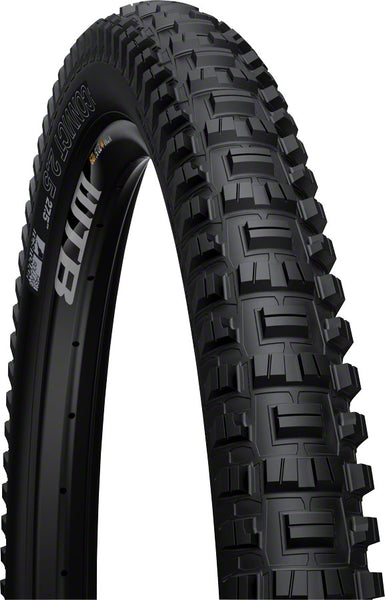 WTB Convict TCS Light High Grip Tire: 27.5 x 2.5 Folding Bead Black