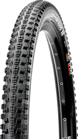 Maxxis Crossmark II Tire: 27.5 x 2.25 Folding 60tpi Dual Compound EXO