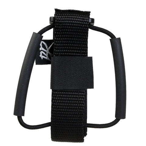 Backcountry Research Gristle Strap Fat Tube Saddle Mount - Black