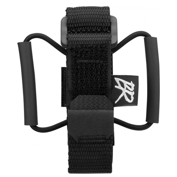 Backcountry Research Camrat Strap Tube Saddle Mount - Black