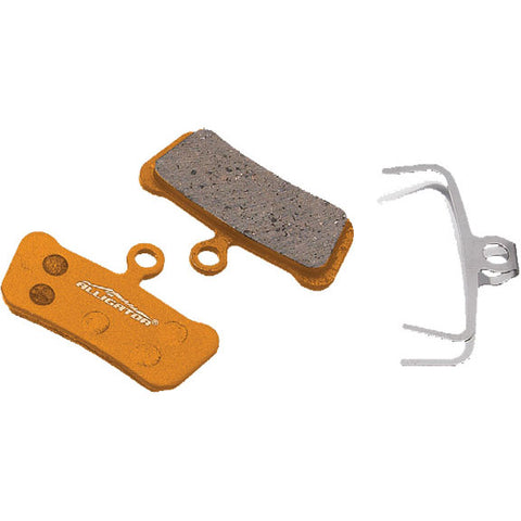 Alligator Disc pads, Avid XO/9/7 Trail, SRAM Guide - organic