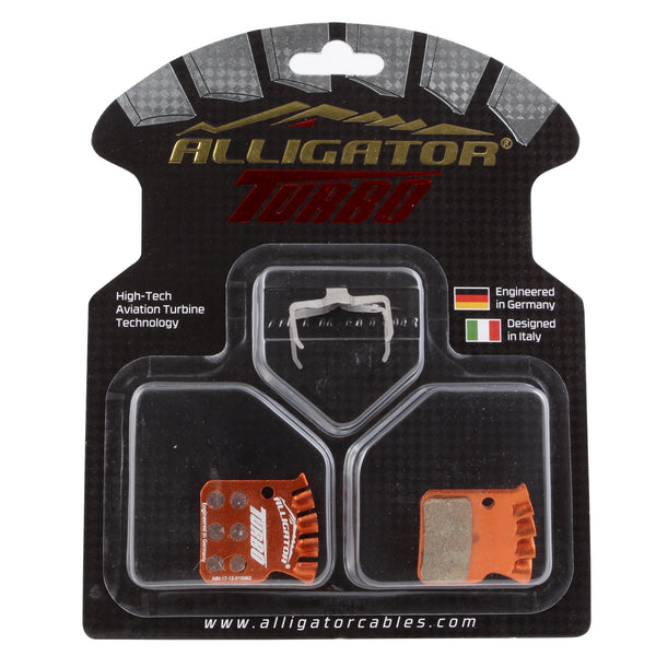 Alligator Turbo disc pads, SRAM Level Ultimate/TLM