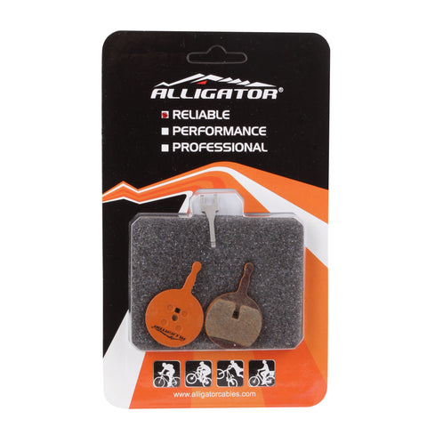 Alligator Disc pads, Avid BB-5 - organic
