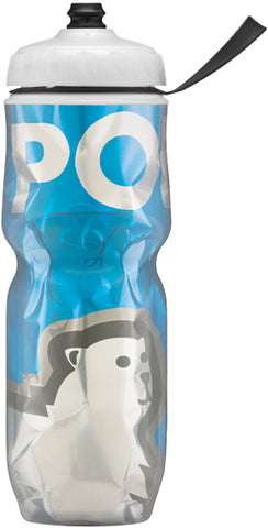 Polar Bottle Insulated Big sport bottle, 42oz - Big Bear Blue