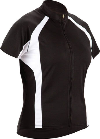 Cannondale 13 Women's Classic Jersey Black Extra Large - 3F120X/BLK