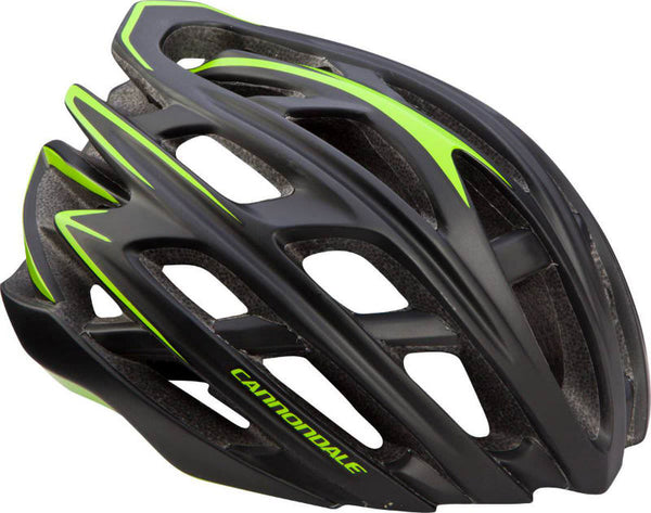Cannondale Cypher Helmet Black/Green - 3HE08/BLK/GRN Small/Medium
