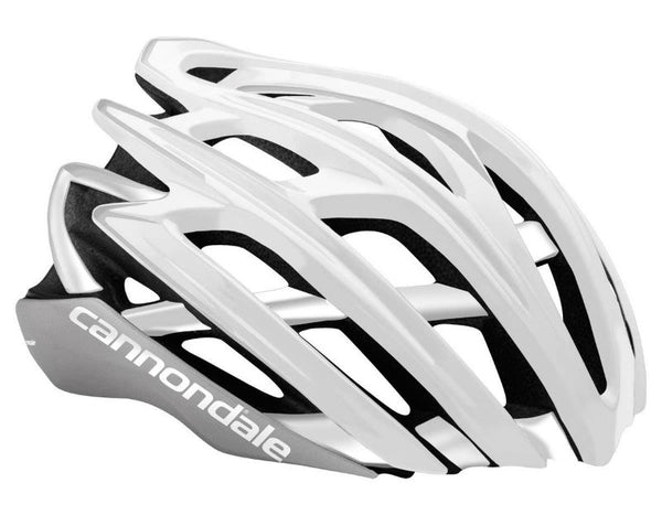 Cannondale Cypher Helmet White/Silver - 3HE08/WTS Large/XL
