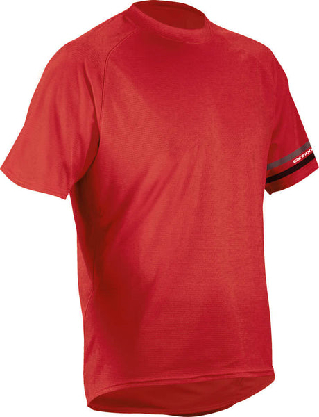 Cannondale 13 Trail Jersey Emperor Red Small - 3M150S/EMP