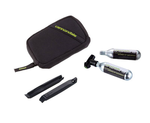 Cannondale CO2 Inflation Airspeed Co2 Inflator Kit - 3CO202KIT/BLK