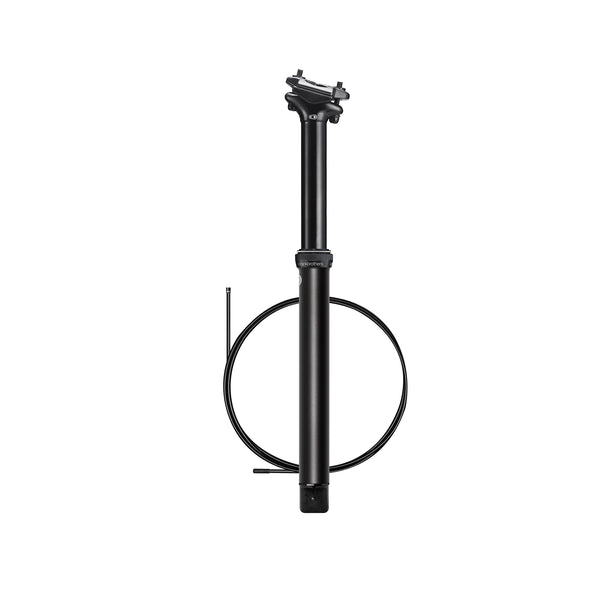 Crank Brothers Highline 3 Dropper Post, (125) 34.9 x 421mm - Black