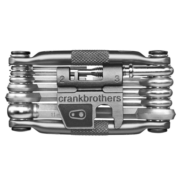 Crank Brothers Multi-17 Mini Tool, Nickel