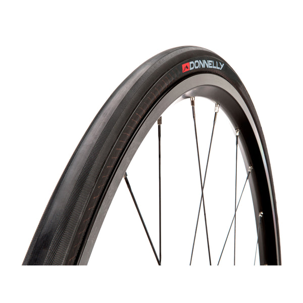 Donnelly Strada LGG 120tpi tire, 700x23c - black