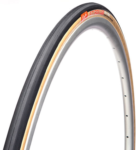 Donnelly Strada LGG 60tpi tire, 700x28c - black/skinwall