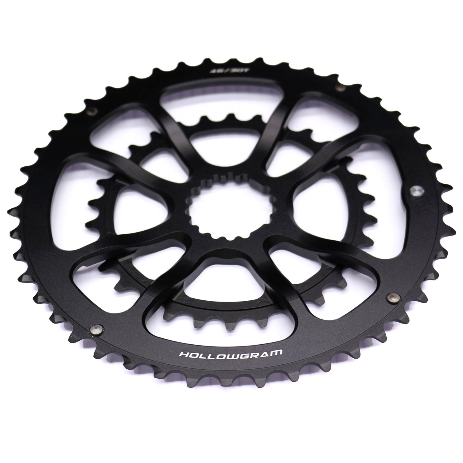 Cannondale SpideRing Chainrings Gravel//Road 8 Arm 46//30T CP2319U10OS