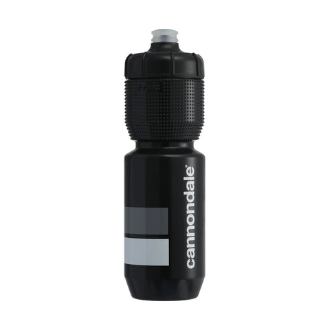 Cannondale Block Gripper Bottle Black + White 750ml CP5200U1175