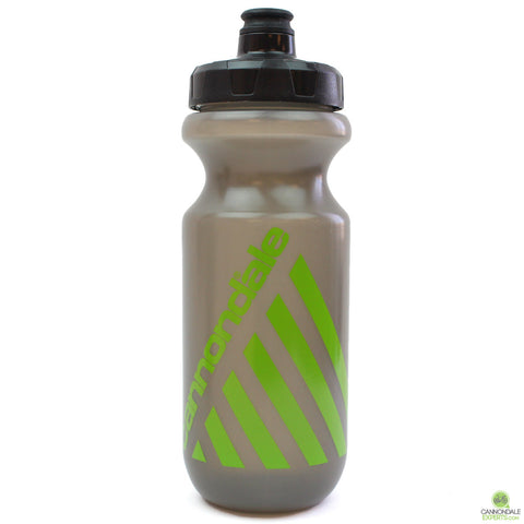 Cannondale Retro Vintage Water Bottle Grey/Green 20oz