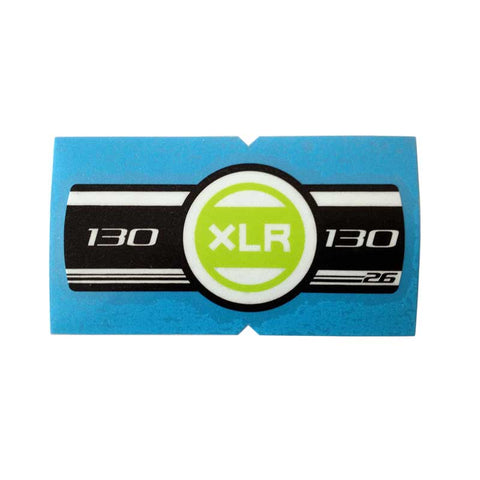 Cannondale Lefty Ultra 130 XLR Band Decal/Sticker Black, White, Green