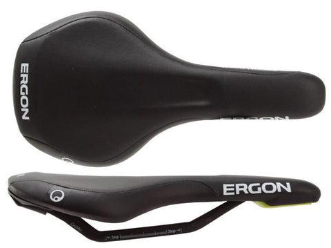 Ergon SME3 saddle, medium - black