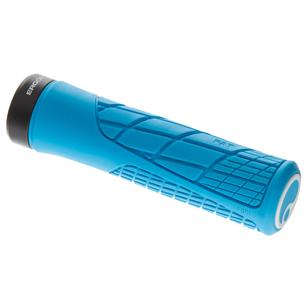 Ergon GA2 Fat grips, blue