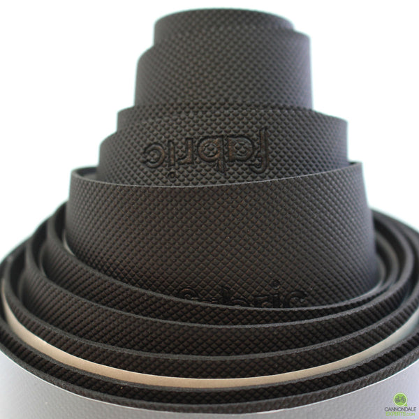 Fabric Knurl Handlebar Tape Set Black