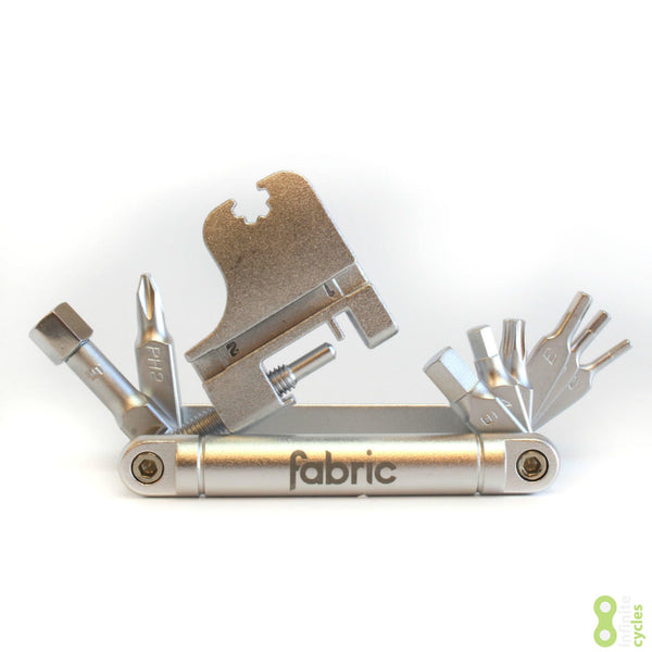 Fabric 16 Function Bike Multi-Tool