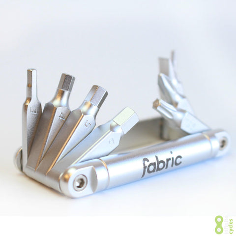 Fabric 8 Function Bike Multi-Tool