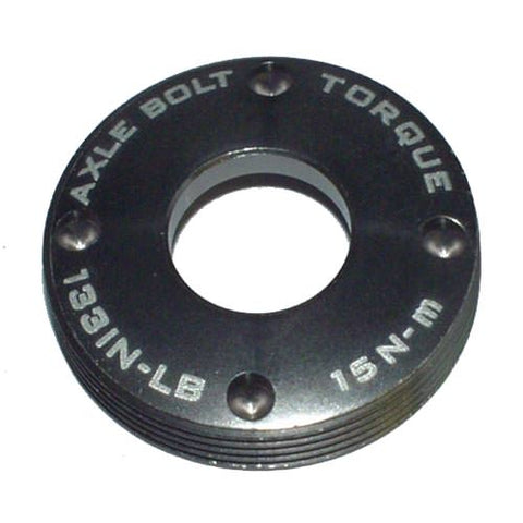 Cannondale Lefty Hub Axle Cap without Bolt - Dark Grey - 125315
