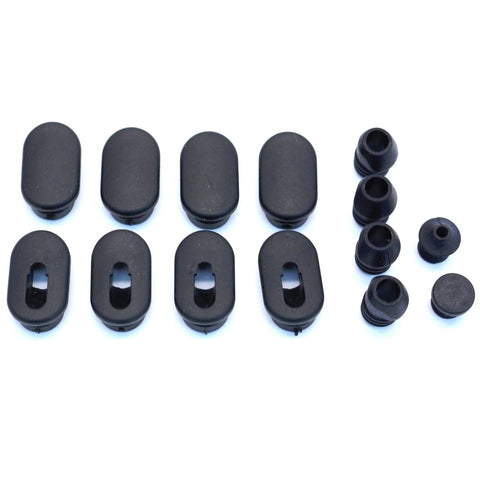 Cannondale Shift + Brake Grommets Guides for F-Si, Tesoro, EVO, Synapse, CAAD12