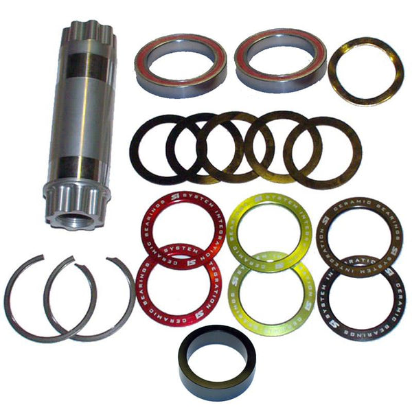Cannondale BB30 SI CFR Bottom Bracket Set Ceramic Mountain 132mm Complete - KA02