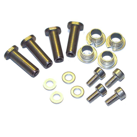 Cannondale Scalpel 2000-07 63mm Seat Stay Hardware Rebuild Kit - KF035