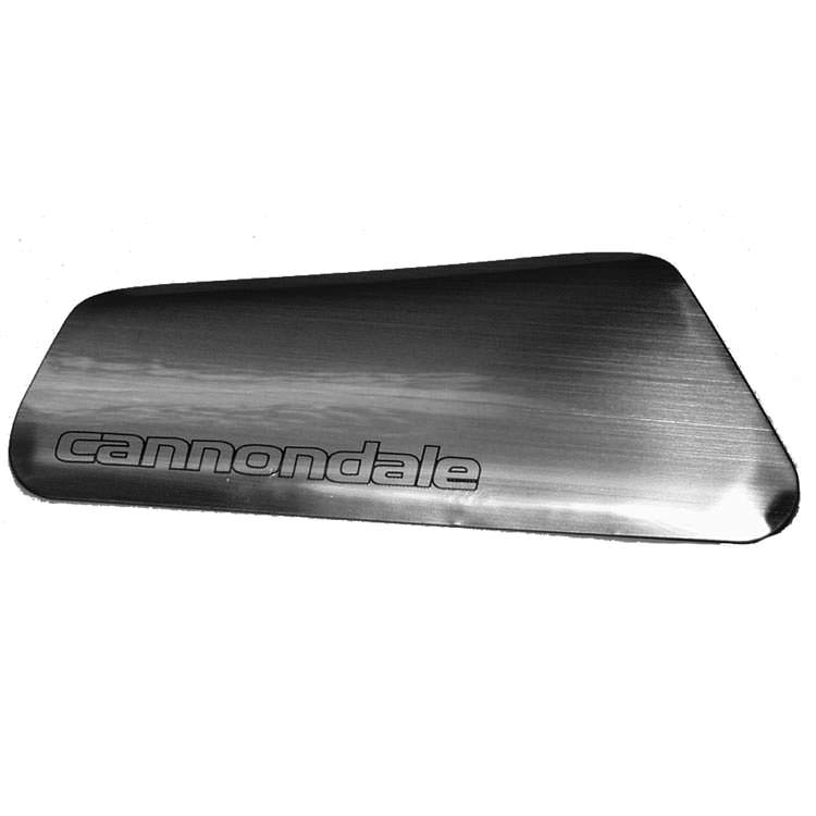 Cannondale Metal Chainstay Protector for SuperX KP254//