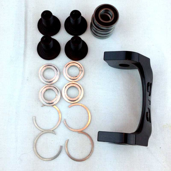 Cannondale Moto Push Link Hardware Kit - KP088/BLK