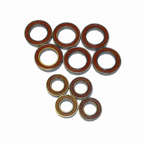 Cannondale Jekyll 2011-16 Pivot Bearings 10 pack - KP185/