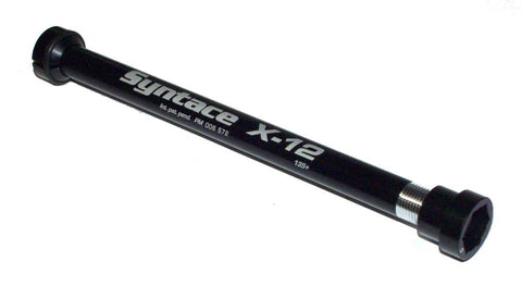 Cannondale Syntace X-12 142mm x 12mm Axle - KP190