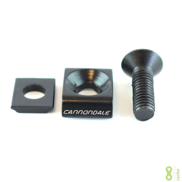Cannondale Scalpel 29 Down Tube Bolt On Cable Guide Single - KP210/Single