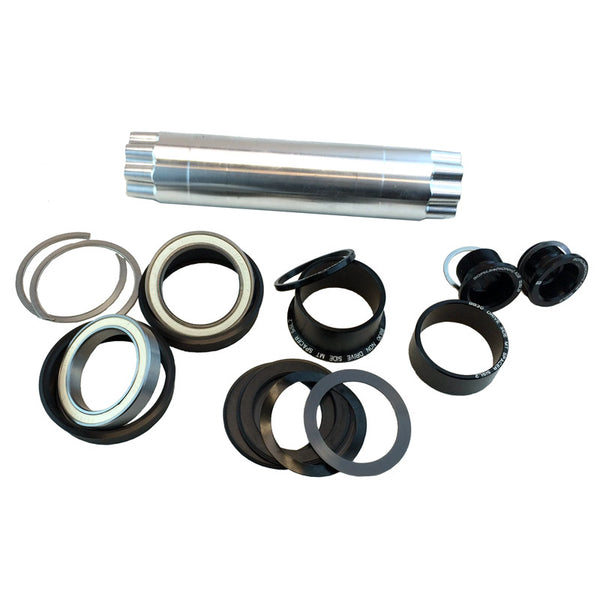 Cannondale Hollowgram SiSL2 Mountain Bottom Bracket Kit - 137mm Spindle KP306/