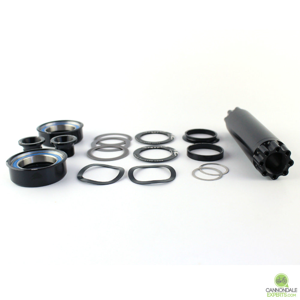 Details about  /Cannondale PF30 to BB30 Alloy Bottom Bracket Bearing Cups