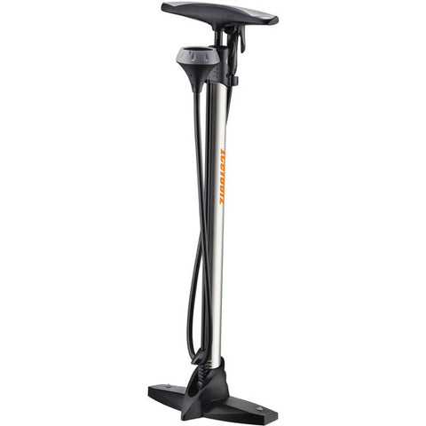 IceToolz Comp High Pressure Steel Floor Pump